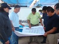 Seremi de Salud inspecciona ramadas en Iquique y Alto Hospicio