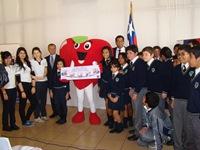 Jóvenes y niños en edad escolar principales afectados  por Hepatitis en Tarapacá