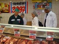 Seremi de Salud y el SAG fiscalizan carnicerías en el marco de las Fiestas Patrias