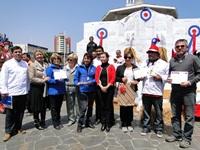"""Fundación """"Paula Jaraquemada"""" ganó Segunda Versión del Concurso la """"Mejor Empanada de Iquique"""""""