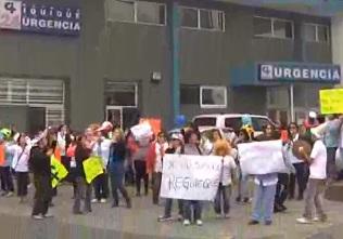 """Diputado Gutiérrez: """"Gobierno Regional debe intervenir en conflicto de Clínica Iquique"""""""