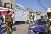 Juzgado de Policía Local de Alto Hospicio inicia retiro de propaganda política