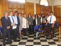 Funcionarios del Registro Civil se capacitaron en dactiloscopia para las municipales