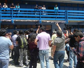 Periodista restó importancia a eventual ataque de Camarógrafo de Soria