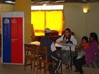 Seremi de Salud evalúa y certifica discapacidad  en terreno
