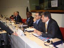 Región de Tarapacá participó en encuentro de municipios europeos