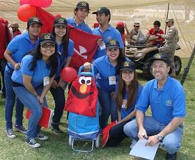 Fiesta recreativa vivieron niños de la Teletón en Parque Temático de Cavancha