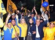 Ramón Galleguillos logra gran triunfo en Alto Hospicio