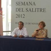 Con romería al Monumento al Pampino parte celebración de la Semana del Salitre 2012