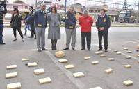 PDI incauta 145 kilos de droga en la comuna de Pozo Almonte