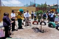 Plantas de tratamiento de aguas grises continúan expandiéndose en colegios de Alto Hospicio