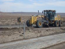 Continúan los arreglos de reposición de apvimentos en la Ruta 5, sector Pintados