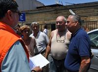 Municipio de Iquique habilitó albergue para damnificados por incendio del Barrio Boliviano