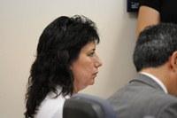 Caso Muebles: Comenzó Declaración de Antonella Sciaraffia