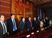 Los nuevos integrantes del Concejo Municipal de Iquique aspiran a trabajar unidos por la comuna