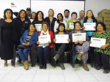 Certifican a vecinos en Afabetización digital en Alto Hospicio