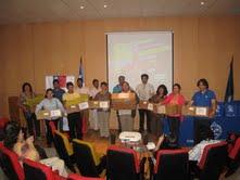 En dependencias de la UNAP Explora cerró sus actividades del año 2012