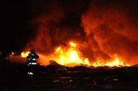 Alto Hospicio: Drogadictos provocan incendio intencional en autódromo