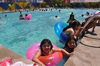 Se espera que más de 30 mil personas visiten las piscinas municipales en Alto Hospicio