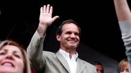 Andrés Allamand fue proclamado y oficialmente es el candidato presidencial de Renovación Nacional