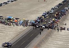 Un accidente en el Dakar deja dos muertos y siete heridos en colisión fuera de la carrera