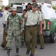 En Bolivia condecorarán a los militares detenidos en zona fronteriza de Colchane