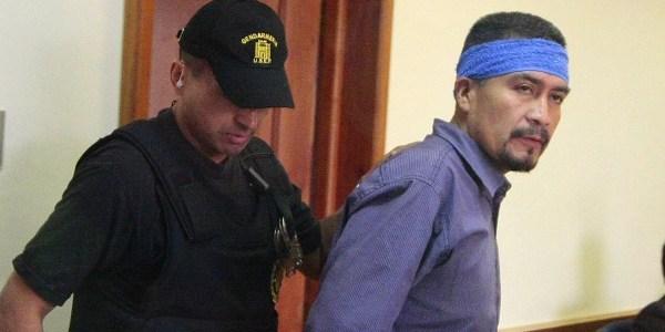 """Desde la cárcel, Héctor Llaitul: """"Un pueblo oprimido tiene derecho a la rebelión"""""""