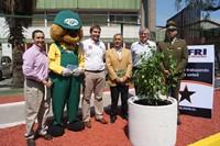 CONAF y ZOFRI firman convenio de cooperación para fomentar áreas verdes en Barrio Industrial