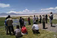Destacan al Salar del Huasco como principal humedal de la Región de Tarapacá  y habitat de flora y fauna amenazada