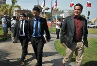 Diputados del MAS vistan a soldados detenidos en Alto Hospicio