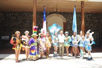 1.500 artistas participarán en el Carnaval Andino Iquique 2013
