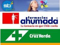 SERNAC demanda a Salco, Cruz Verde Y Farmacias Ahumada por colusión de medicamentos