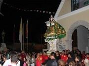 Peregrinos celebran a la Virgen de la Candelaria en Tarapacá