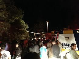 """Tragedia: 16 personas murieron en accidente carretero enTomé, región del Biobío. Eran hinchas del club O"""" Higgins"""