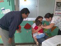 Inician segunda fase de vacunación contra la meningitis W-135