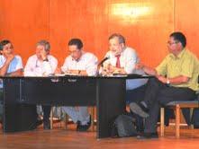 Consejeros regionales del país destacan estudios de políticas públicas en Tarapacá