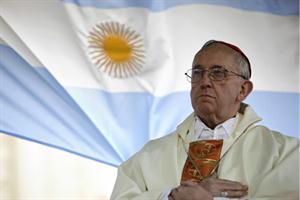 Jorge Bergoglio, un acérrimo opositor al matrimonio igualitario y al aborto