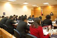 """Director de Liceo Politécnico de Arica: """"tengo un cementerio de muebles en el liceo"""""""