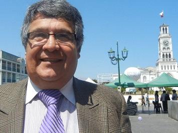 """Pre candidato DC Luxem Burgos: """"Las Primarias llegaron para quedarse"""""""