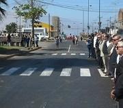 Familiares de ejecutados funaron homenaje oficial a Soldado Pedro Prado, abatido tras el golpe militar