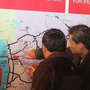 Municipio de Iquique difundió plataforma comercial y turística Cochabamba, Bolivia