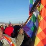 Nación Aymara se rearticula y opone a la agenda indígena del Gobierno