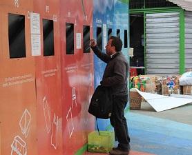 Collahuasi, Zofri y municipio promueven el uso de los 3 Puntos Limpios de Iquique