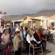 Emotiva ceremonia para recordar a plana mayor del PS ejecutada en ilegal Consejo de Guerra, en Pisagua