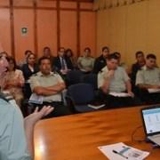 Sobre Derechos Humanos capacitaron a funcionarios de Gendarmería