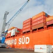 Destacan aumento de carga portuaria durante septiembre de este año