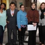 """Isabel Allende Bussi: """"Los migrantes en Chile deben tener un trato digno e inclusivo"""""""
