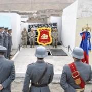 Ejército realizó romerías a los Cementerios para  honrar a sus veteranos en Día de Todos los Santos