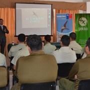 """Capacitan a Carabineros sobre medidas de sustentabilidad para protección del """"Gaviotín chico"""""""