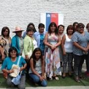 Mujeres indígenas de Tarapacá destacan en encuentro macrozonal realizado en Antofagasta